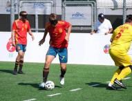 Argentina, Tailandia y Marruecos, primeros rivales de 'La Roja' para ciegos en Tokio