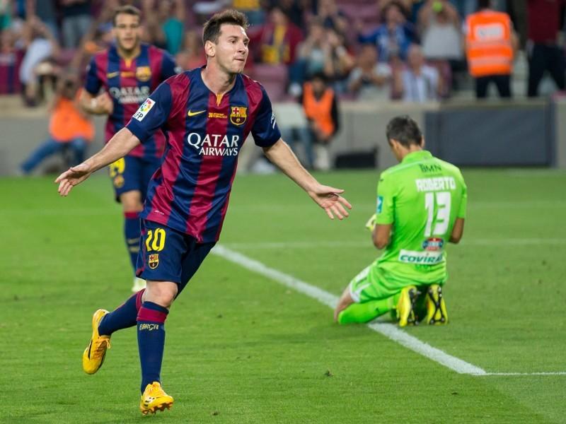 Leo Messi. Fuente: Wikipedia