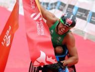El paratriatlón reparte títulos en el Campeonato de España de La Coruña