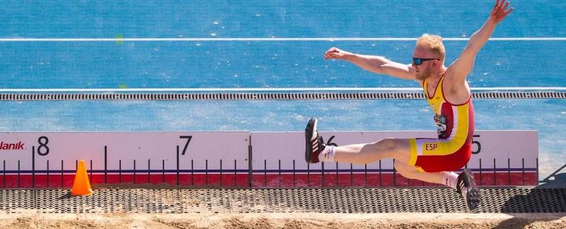 Mundial de Atletismo Paralímpico. Fuente: CPI