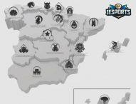 Empieza la tercera temporada de IESports, la primera competición de videojuegos en el entorno educativo