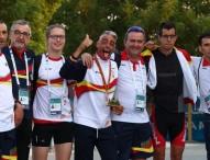 Un bronce para el estreno de España en Dubái