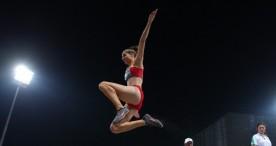 Sara Martínez roza el podio en el Mundial de Atletismo de Dubai y consigue la primera plaza española para Tokio