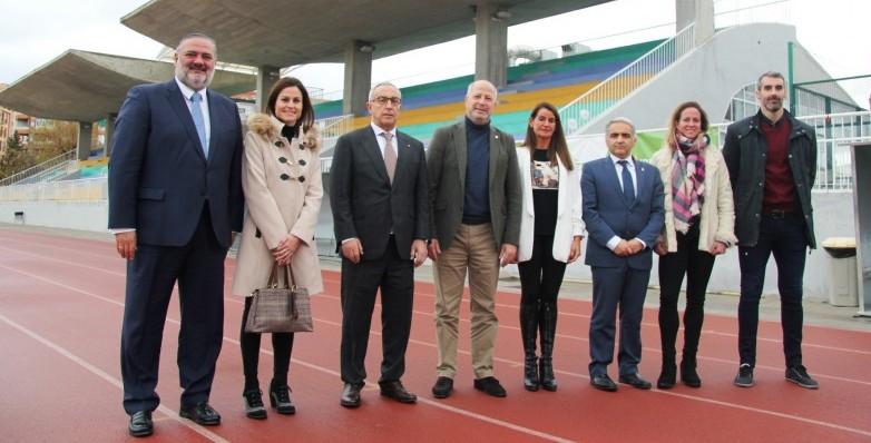 Convenio entre Junta y COE. Fuente: Junta de Andalucía