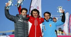 Álvaro Romero logra el bronce en la final de snowboard cross en los Juegos Olímpicos de la Juventud