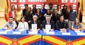 Nueva edición del Pro Spain Team con récord de apoyo al golf profesional