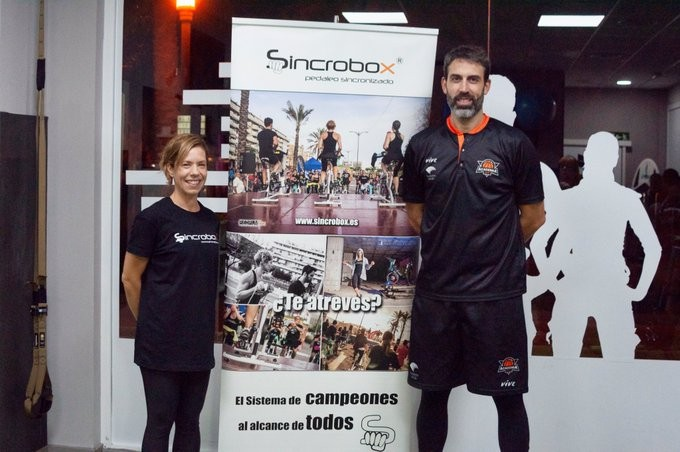 """Complementa Tu Deporte"" con Sincrobox. Fuente: Sincrobox."