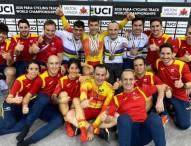 España regresa con diez medallas del mundial de ciclismo paralímpico en pista de Canadá