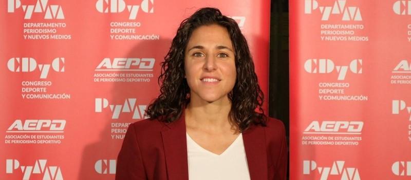 Vero Boquete. Fuente: You First Sports