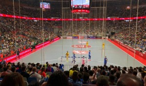 Broche final a la Copa de España de Fútbol Sala Málaga 2020