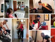 El 'teletrabajo' de los deportistas paralímpicos ante el coronavirus