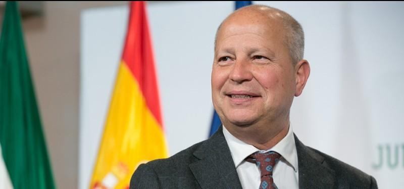 Javier Imbroda. Fuente: Junta de Andalucía