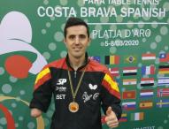 José Manuel Ruiz se clasifica para los Juegos Paralímpicos de Tokio 2020