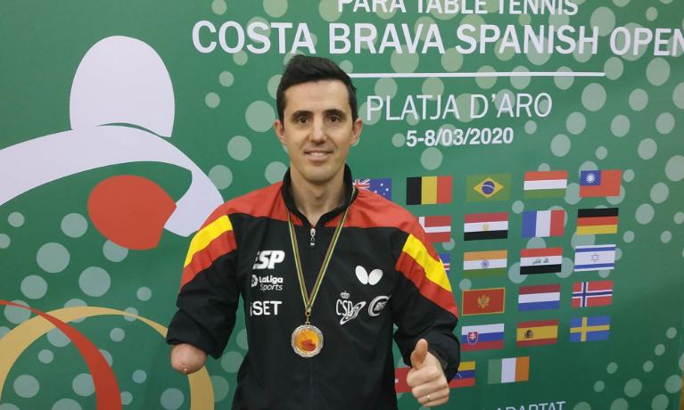 José Manuel Ruiz. Fuente: AD