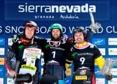 Lucas Eguíbar gana la Copa del Mundo en Sierra Nevada