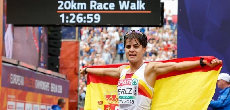 María Pérez. Fuente: AD