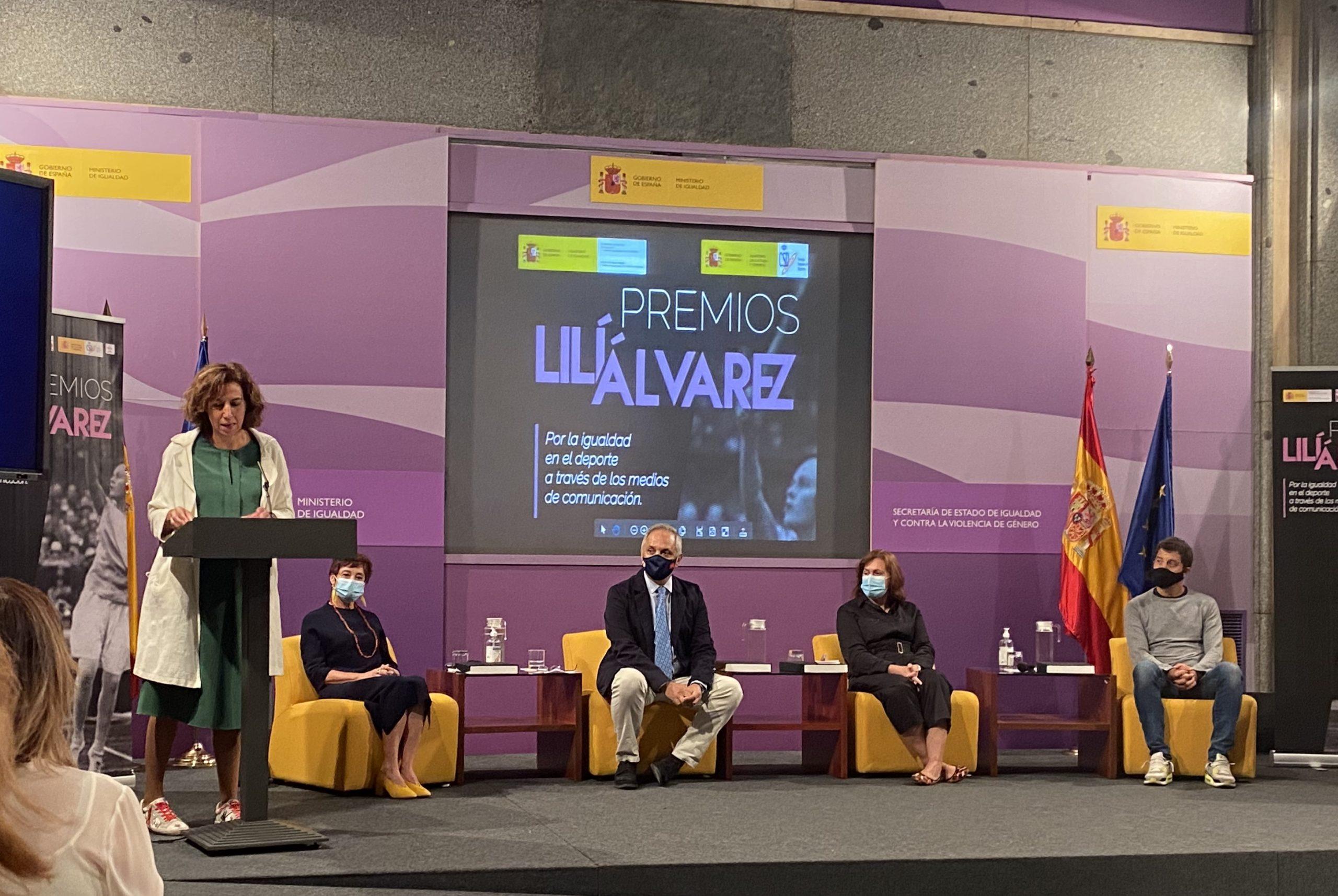 Irene Lozano. Fuente: CSD