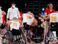 España luchará por medalla tras ganar a Alemania