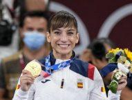 Sandra Sánchez será la abanderada española en la Ceremonia de Clausura