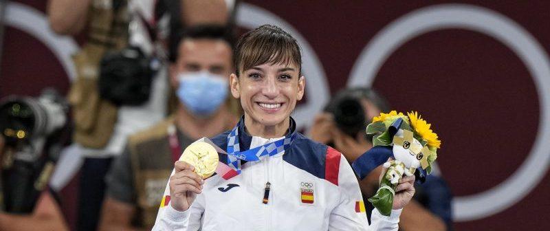 Sandra Sánchez. Fuente: COE