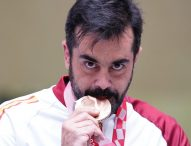 Saavedra, bronce en tiro para cerrar el medallero español