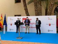 Nace en Murcia el proyecto 'Relevo Paralímpico'