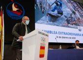 Pedro Pablo Barrios, nuevo presidente de la Real Federación Española de Piragüismo