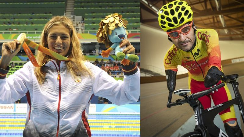 Michelle Alonso y Ricardo Ten. Fuente: CPE