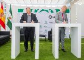 La Junta de Andalucía y LaLiga firman un acuerdo en Málaga