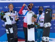 Álvaro Romero gana el bronce en los Mundiales Junior FIS de Snowboardcross