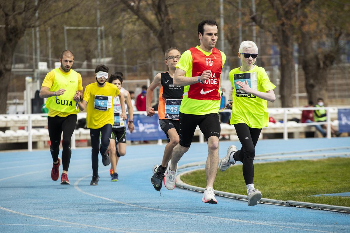 Atletismo en Toledo. Fuente: CPE