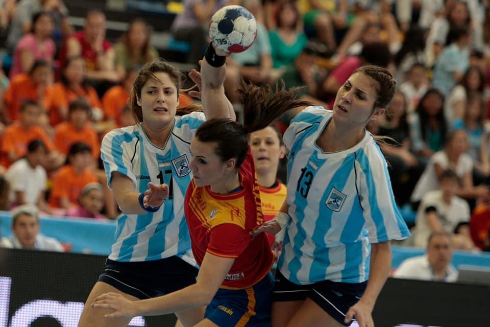 Preolímpico balonmano. Fuente: Real Federación Española de Balonmano