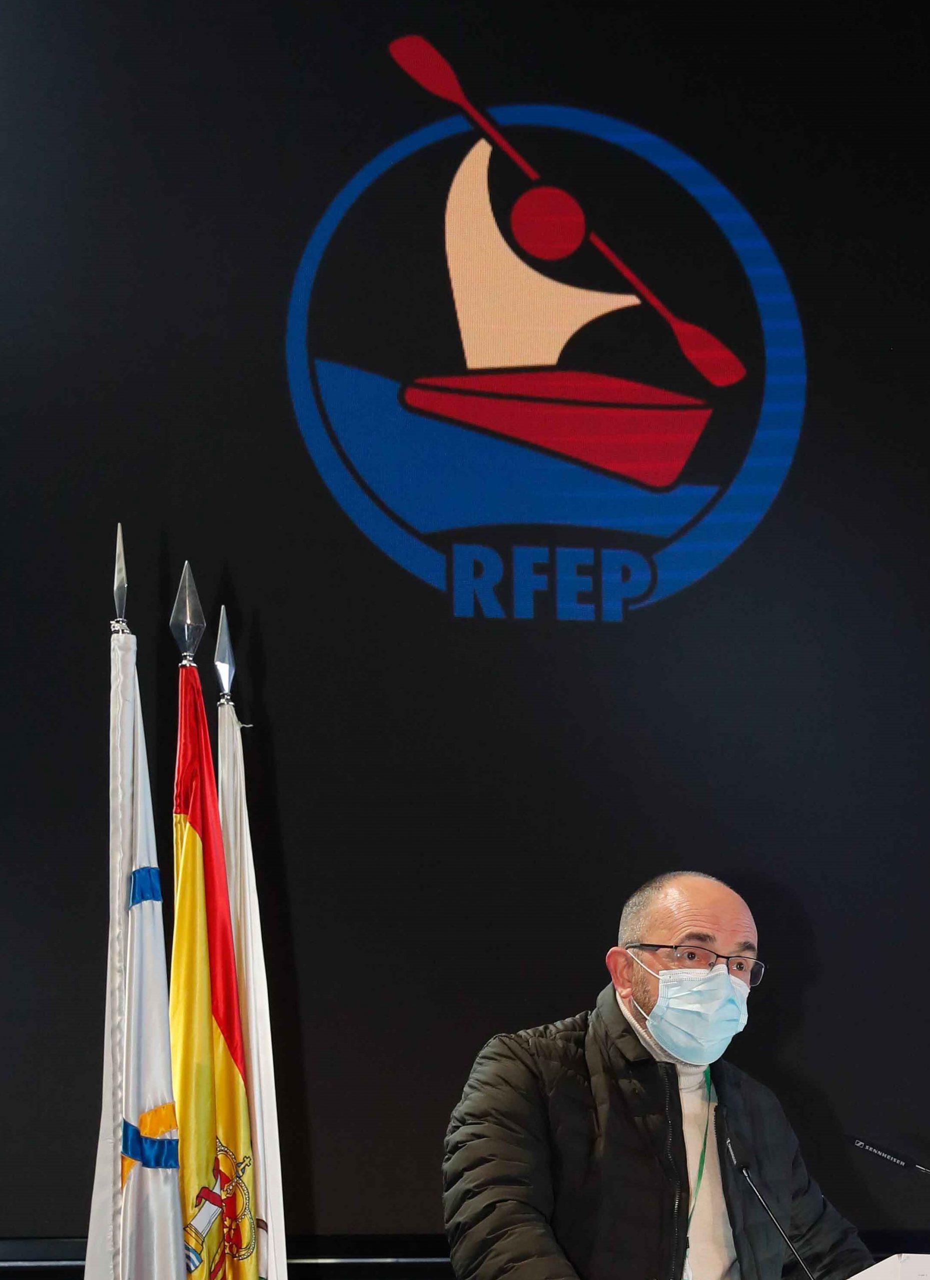 Pedro Pablo Barrios. Fuente: RFEP