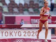 Carolina Robles, recalificada para la final de 3.000 m obstáculos