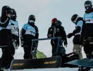 Sierra Nevada acoge la Copa de España Movistar de snowboardcross y skicross con 115 inscritos
