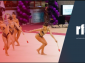 La gimnasia rítmica se mueve a orillas del Turia