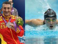 Medio siglo de diferencia en el Equipo Paralímpico Español