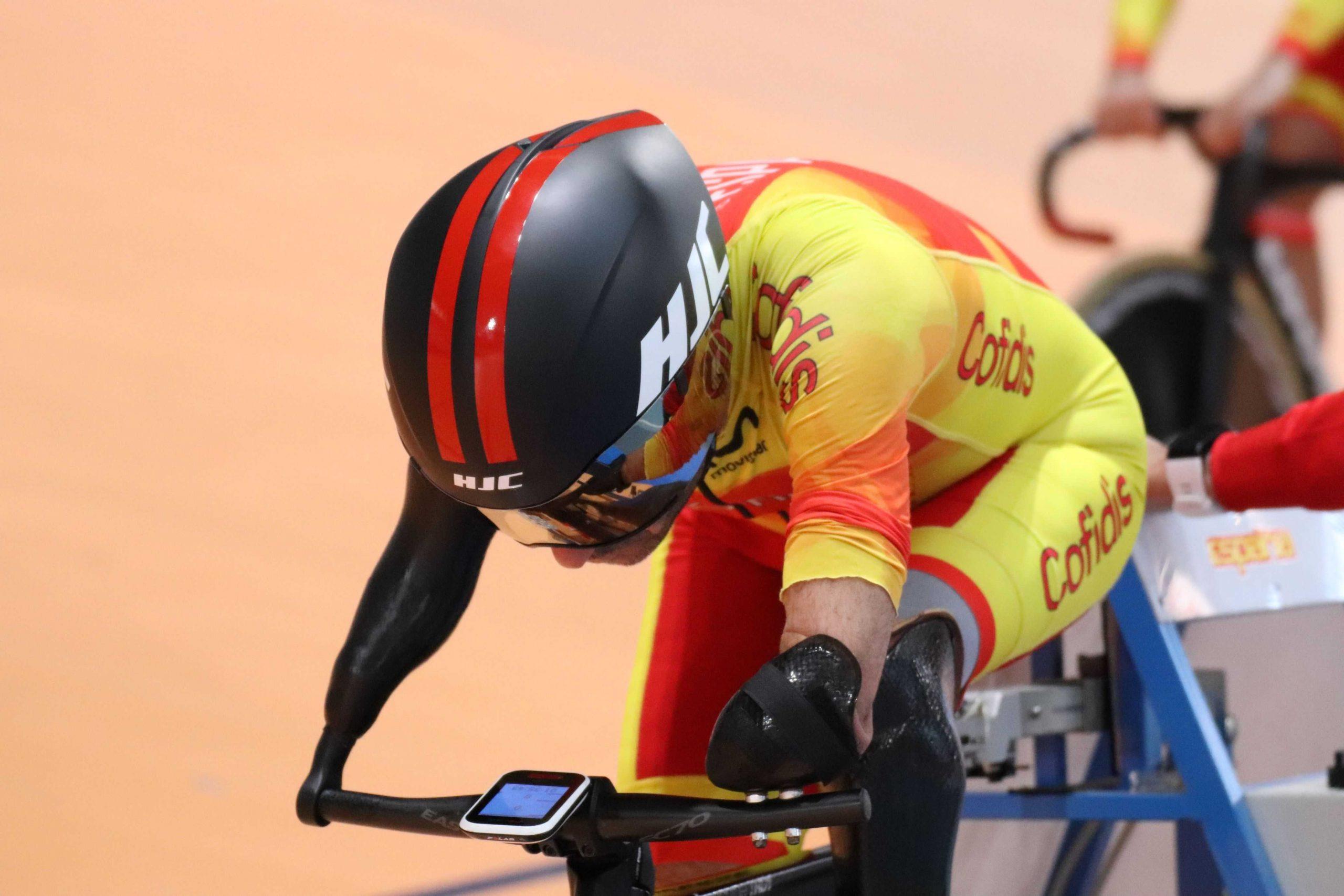 Selección Española de Ciclismo Adaptado. Fuente: RFEC
