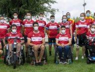 Las promesas paralímpicas de ciclismo se concentran en Madrid