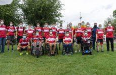 Una veintena de jóvenes se presentan como candidatos al equipo Cofidis de ciclismo paralímpico
