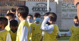 La mascarilla es necesaria en deportistas aficionados, de tiempo libre y en el deporte de iniciación, según Semede