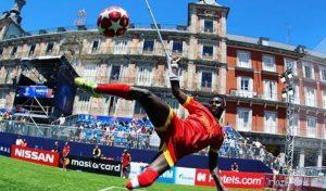 David Mendes, talento indomable cosido al gol entre muletas