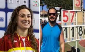 Ariadna Edo y Álvaro del Amo consiguen la mínima B para los JJPP
