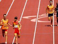 Gerard Descarrega, campeón paralímpico en 400 m libre en Tokio