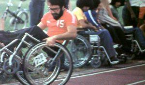 Eloy Guerrero, el polifacético deportista que desafiaba obstáculos