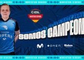 Movistar Riders se proclama campeón nacional de ESL Masters CS:GO por tercera vez