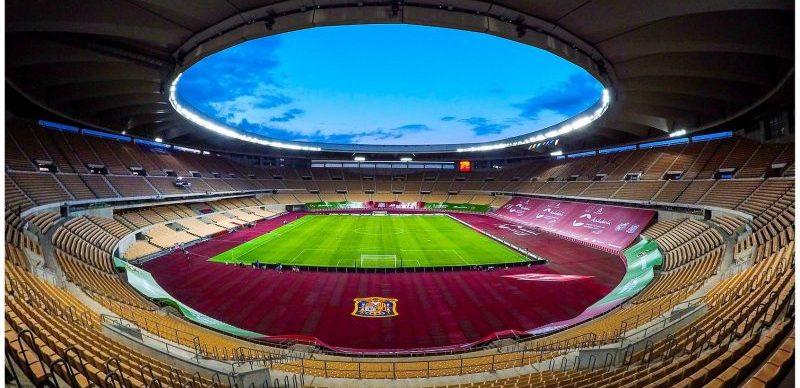 Estadio La Cartuja. Fuente: Junta de Andalucía