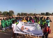 Nace el primer equipo femenino de fútbol de Guinea Bissau