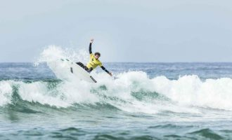 El Salvador es escenario de la cita más importante para el surf español