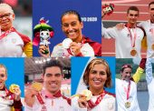 España suma 36 medallas en los Juegos Paralímpicos de Tokio 2020
